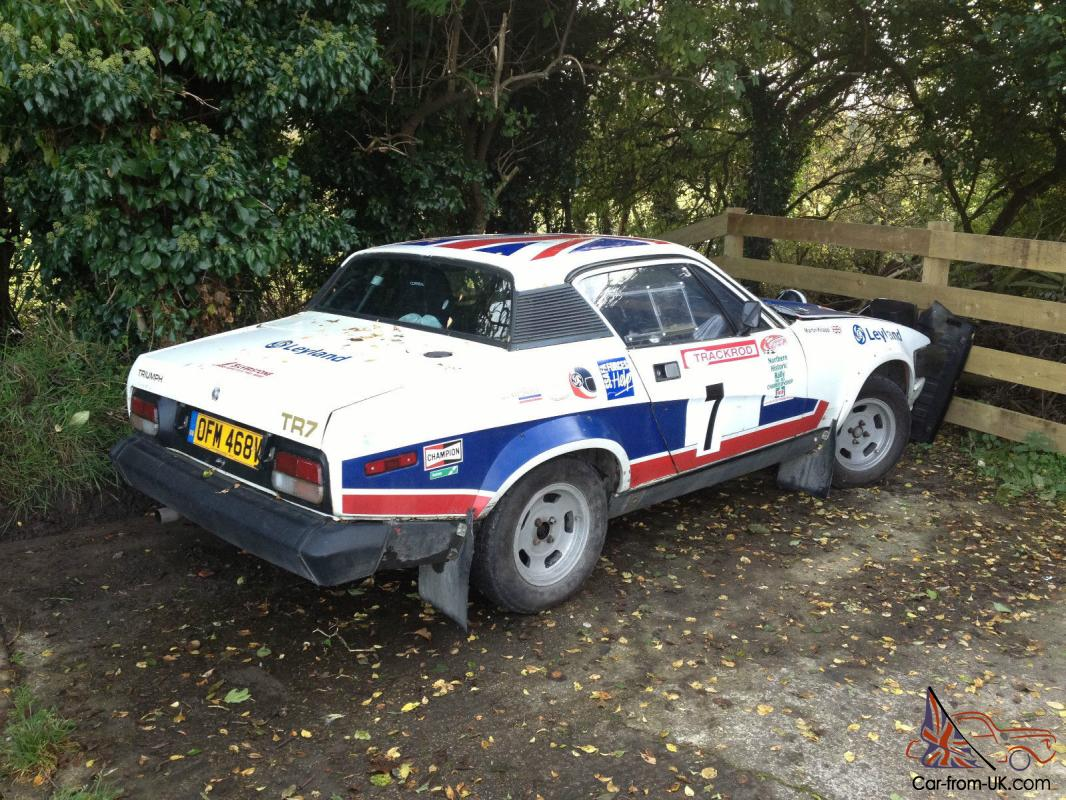 Old Fashioned Tr7 Rally Car For Sale Sketch - Classic Cars Ideas ...
