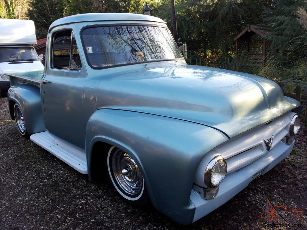 1954 Ford F100 1953 1955 1956 V8 Auto Pick Up Truck For ...