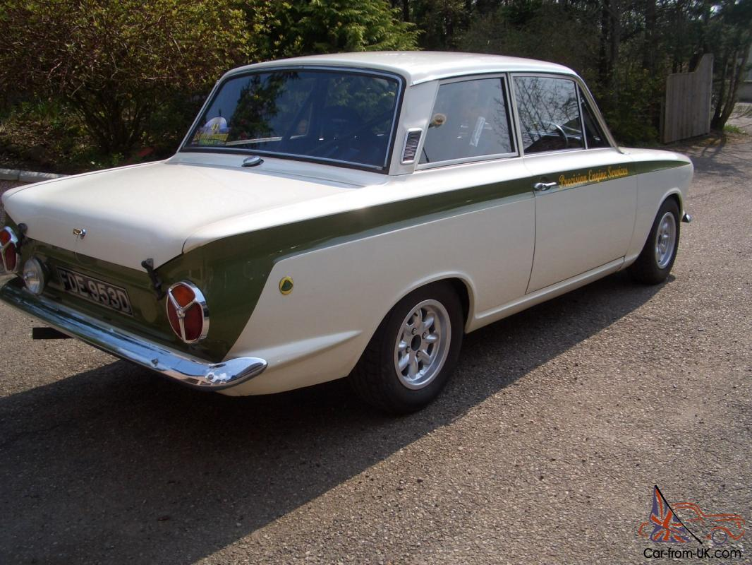 ford lotus cortina mk1 genuine car 4 owners from new 1966. Black Bedroom Furniture Sets. Home Design Ideas