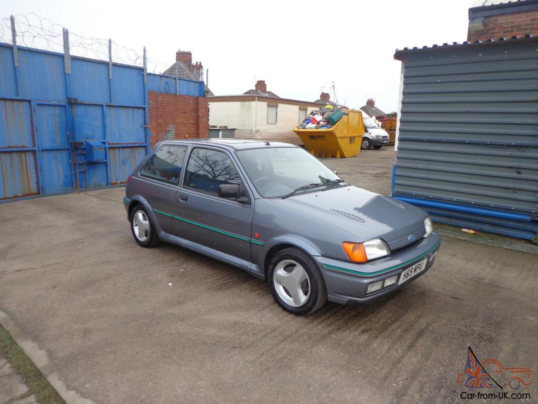 Fiesta rs turbo for sale