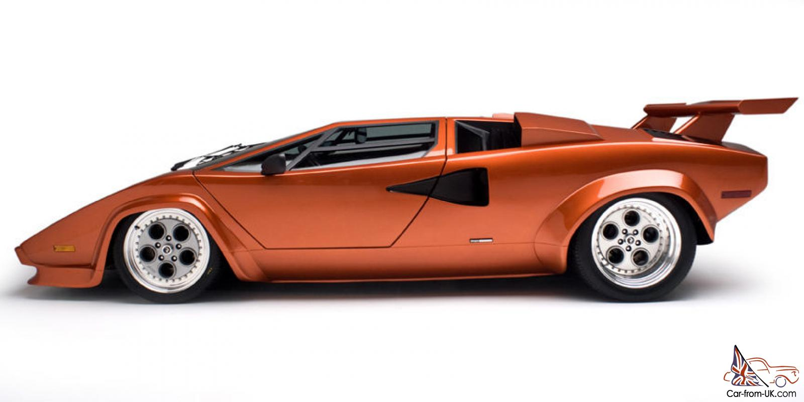 replica kit makes lamborghini countach. Black Bedroom Furniture Sets. Home Design Ideas