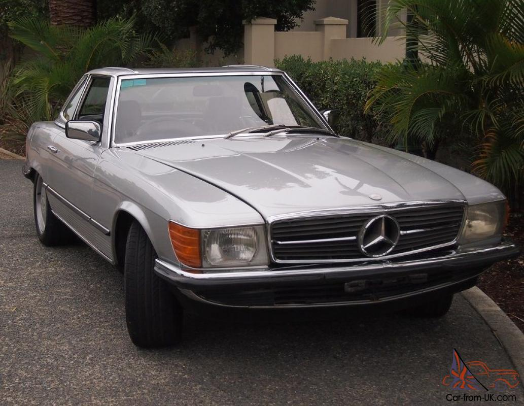 Mercedes benz 280sl 1982 in moreton qld for Mercedes benz 280sl for sale