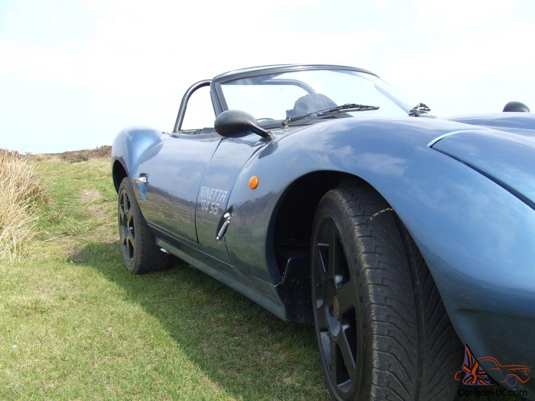 Factory Built Sterling Kit Car For Sale On Ebay: Ginetta G4 S5 Classic Sports Car Convertible Collectors