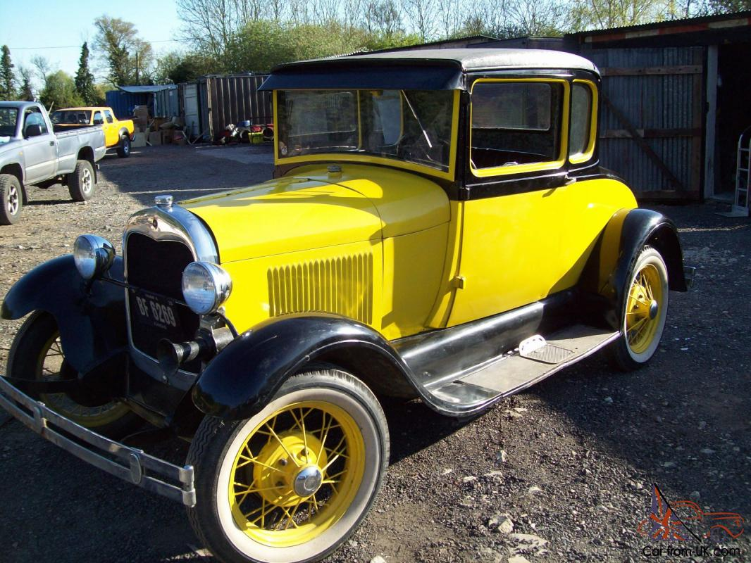 1928 ford 2 door coupe 3200cc for 1928 ford 2 door sedan