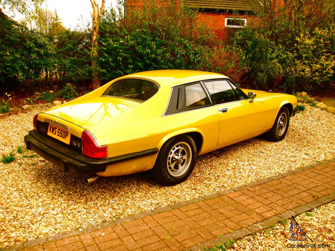 Jaguar xjs 1976 first year edition for How much does it cost to list on ebay motors