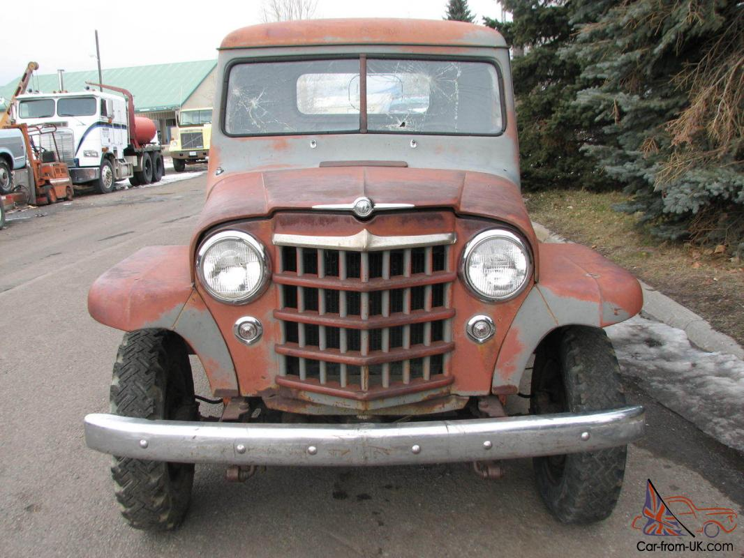 Pickup For Sale Willys Overland 1950 Wiring Diagram