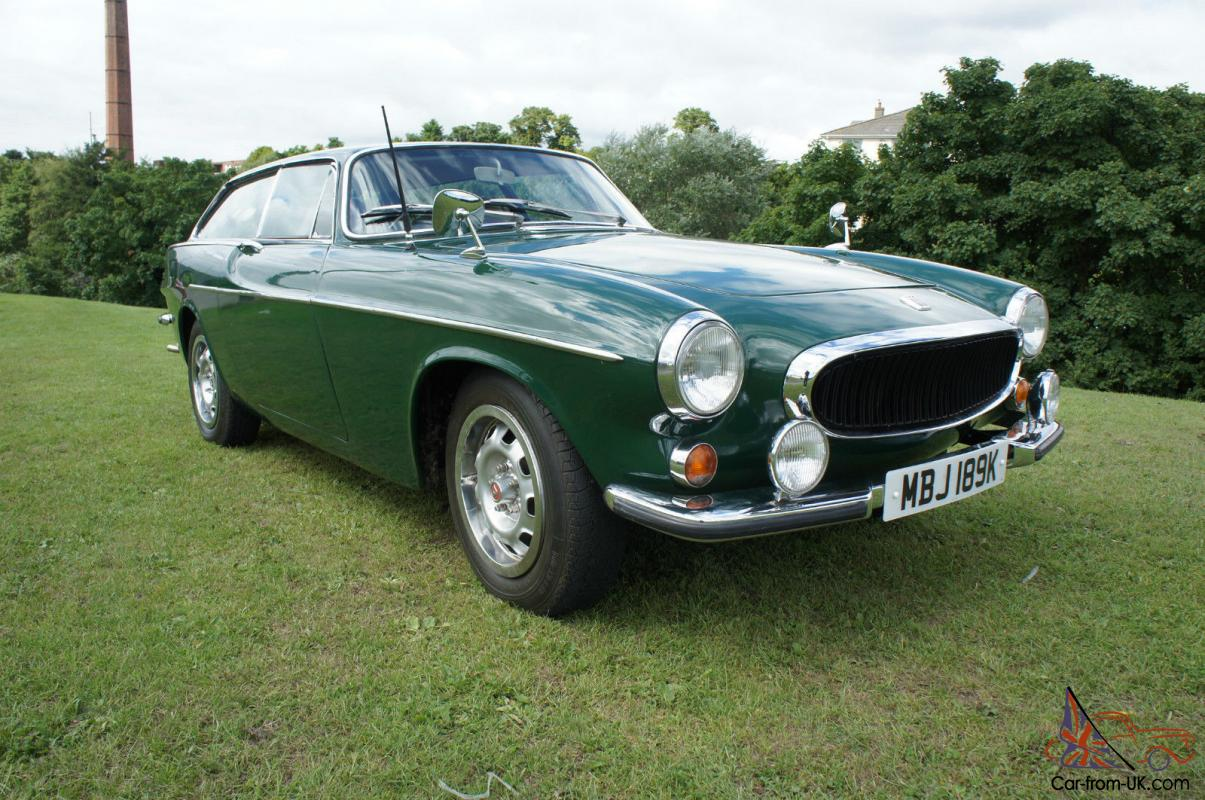 1971 VOLVO P1800ES UK REGISTERED