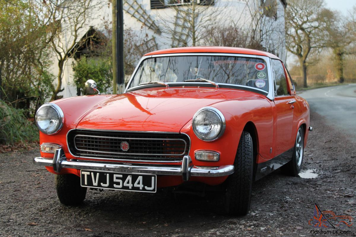 Mg Midget Hard Top 22