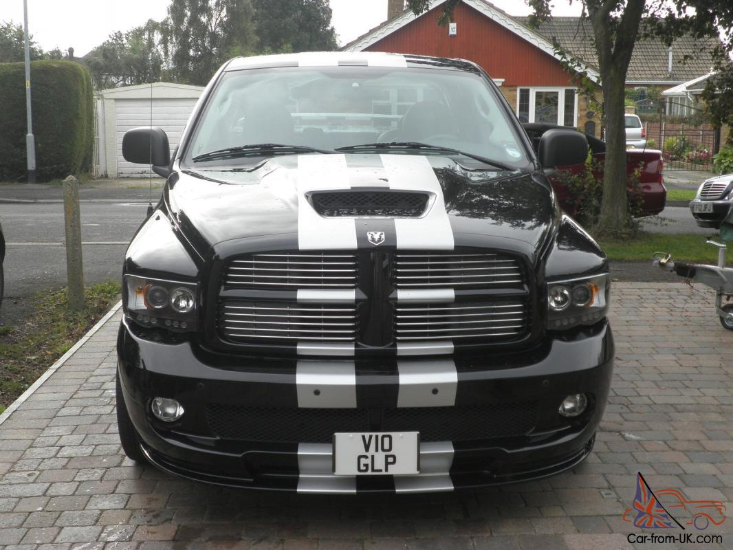 2005 dodge ram srt10 8 3 v10 pickup truck. Black Bedroom Furniture Sets. Home Design Ideas