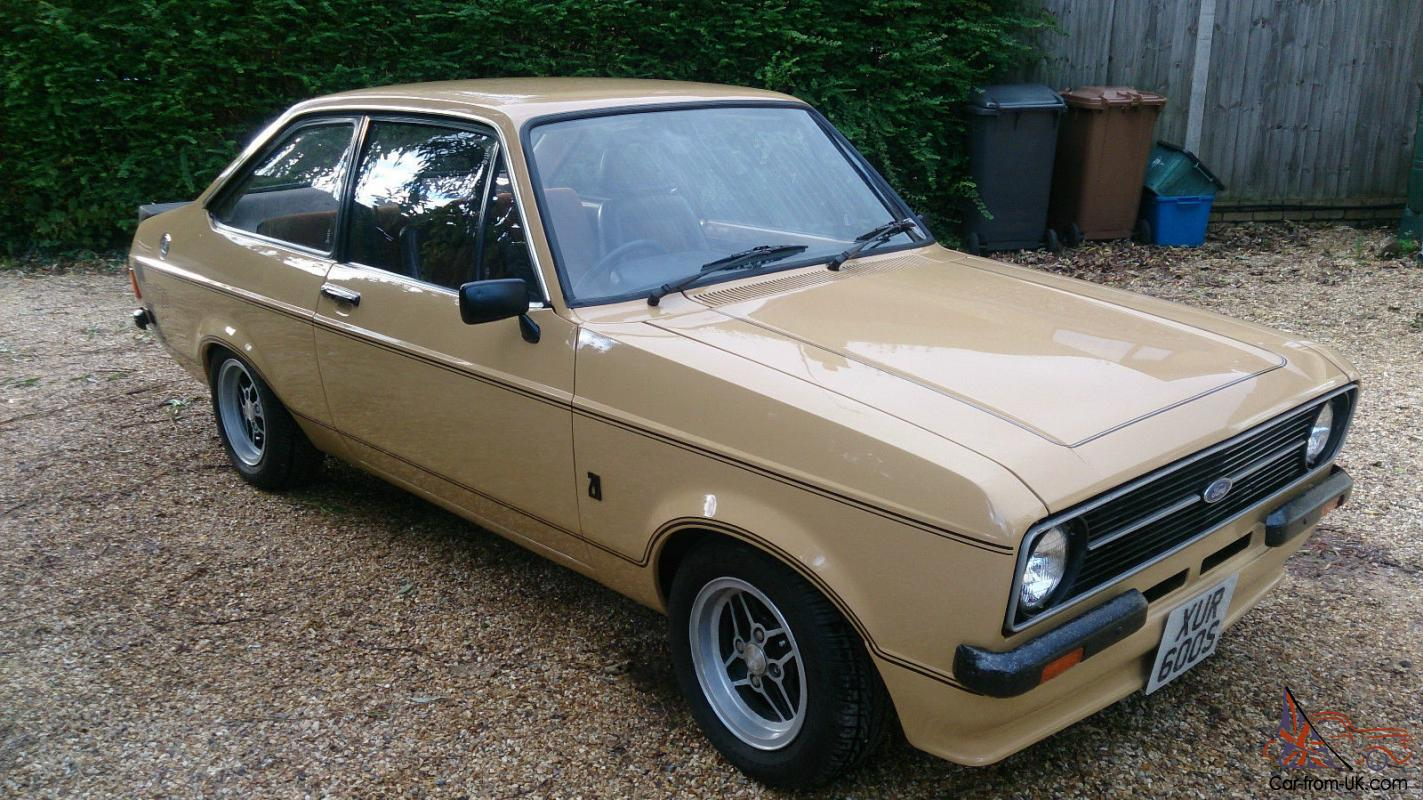 escort mk2 for sale uk