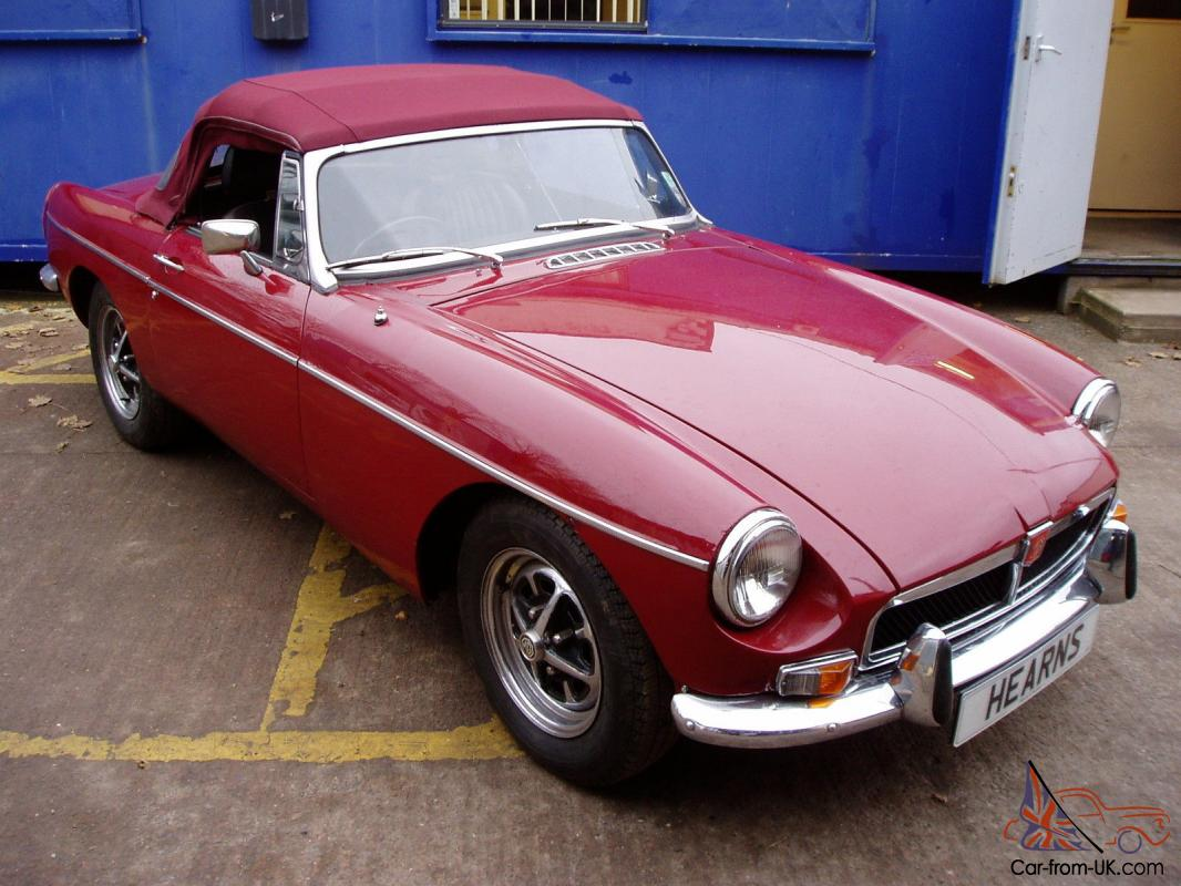 That asshole mg midget pro street car words. please