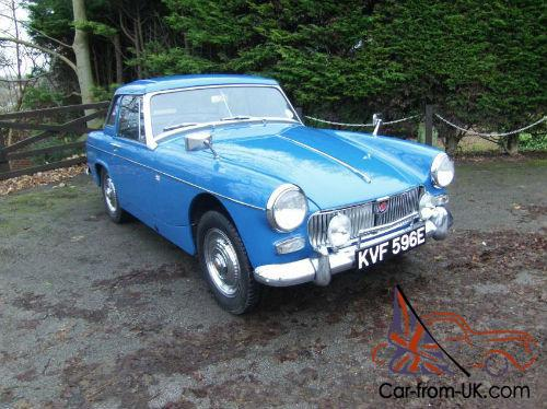 Seems mg midget mkii confirm
