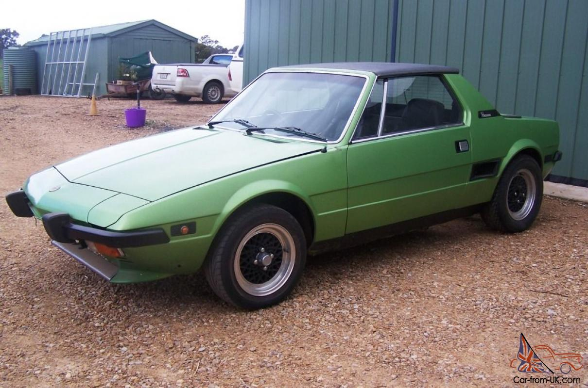 Fiat X19 For Sale >> Fiat X19 in Outer Adelaide, SA