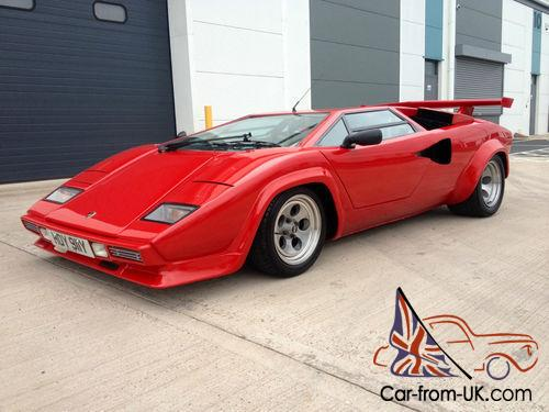 lamborghini countach prova sport kit car replica correctly. Black Bedroom Furniture Sets. Home Design Ideas