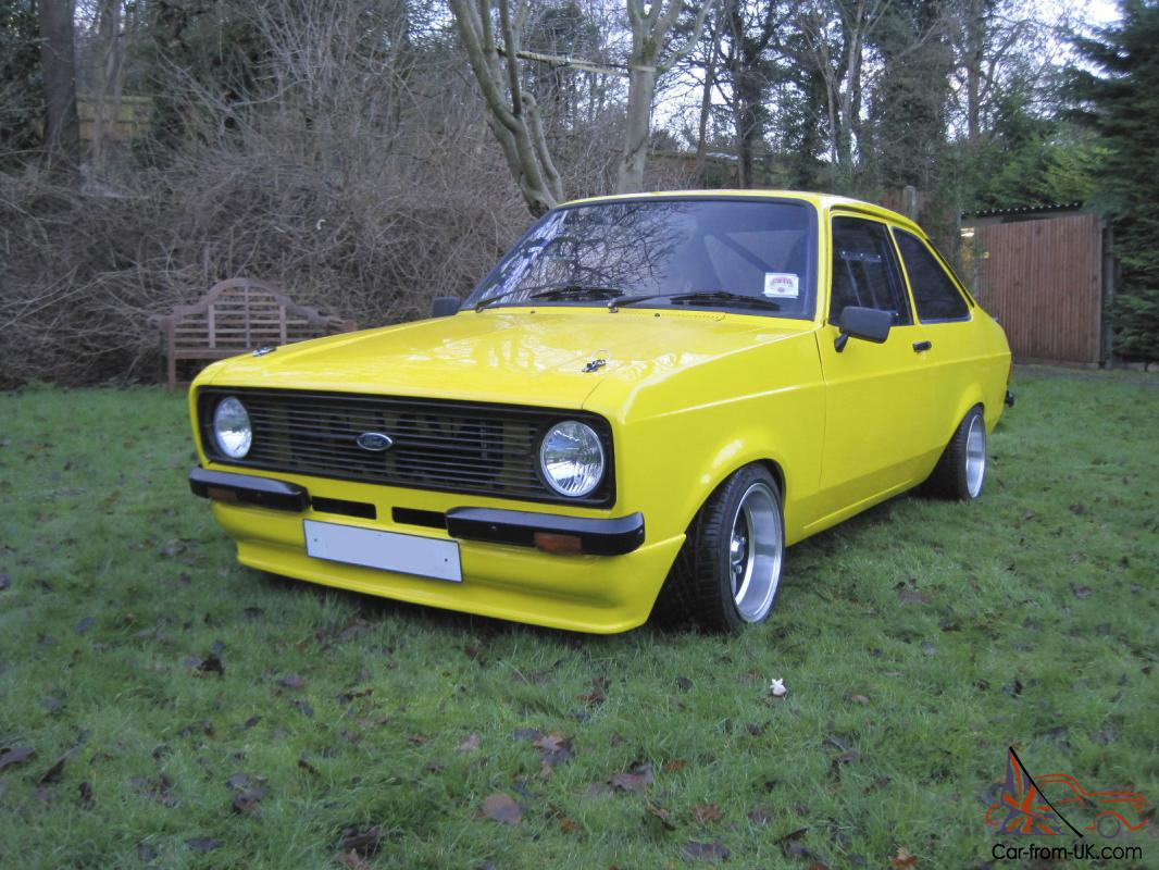 1976 ford mk2 escort mexico 2 1 pinto 160 bhp fresh build. Black Bedroom Furniture Sets. Home Design Ideas