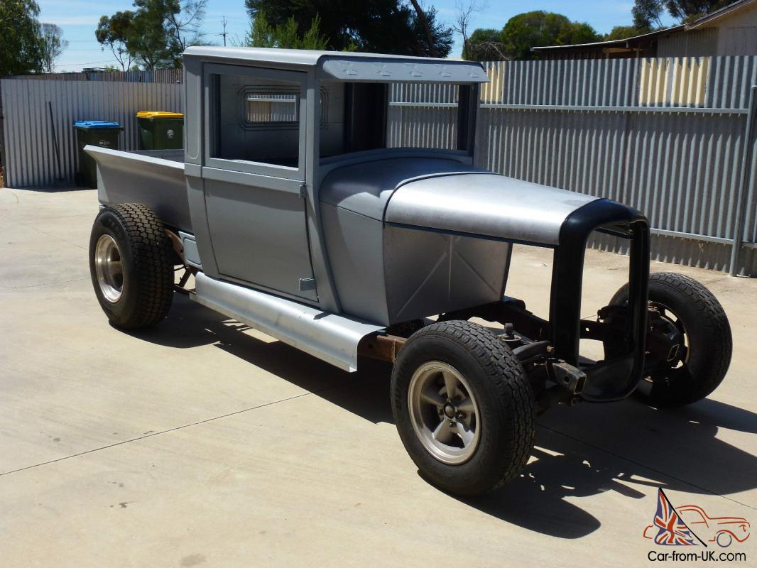 HOT ROD Body RAT ROD Pickup Chassis in Murray Lands, SA