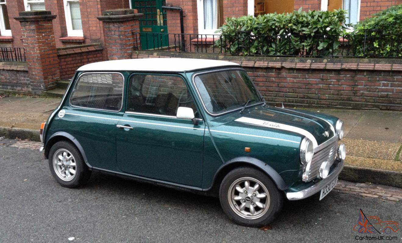 superb mini cooper fully refurbished and much loved. Black Bedroom Furniture Sets. Home Design Ideas