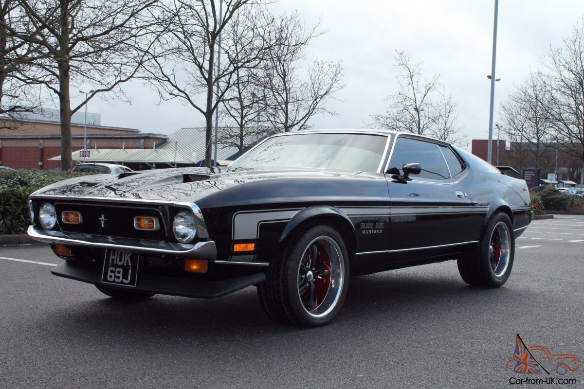 Mustang Mach 1 For Sale