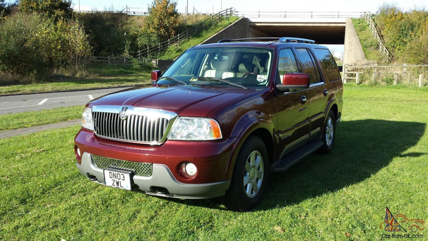 lincoln navigator 4x4 2003 low mileage. Black Bedroom Furniture Sets. Home Design Ideas