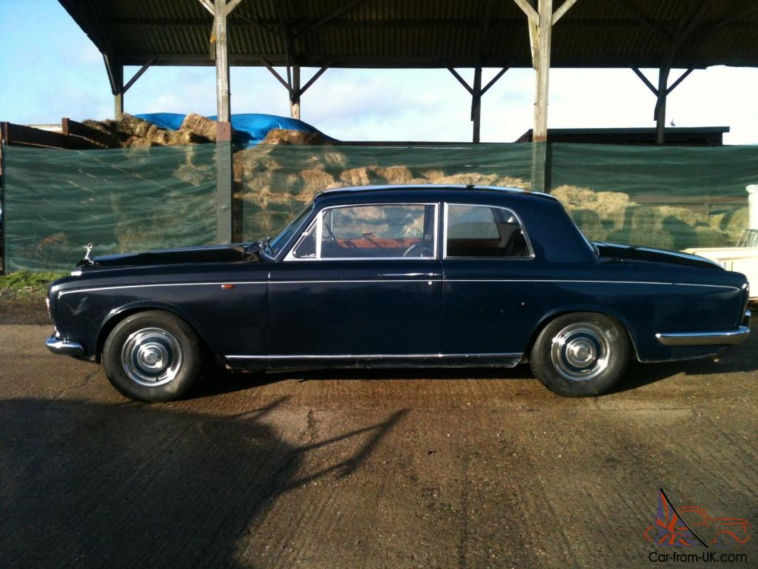 1966 rolls royce james young silver shadow 2 door ultra rare only 35