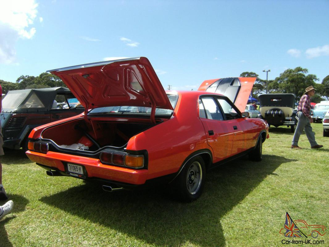 Ford Xb Falcon Ignition