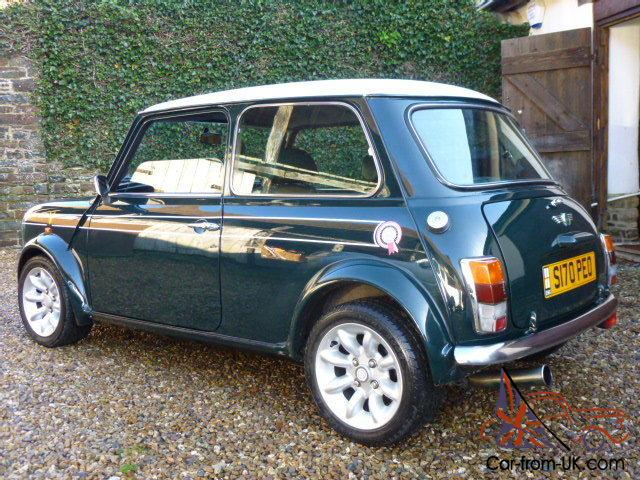 1999 rover mini cooper sports le 1 of 100 ever made. Black Bedroom Furniture Sets. Home Design Ideas