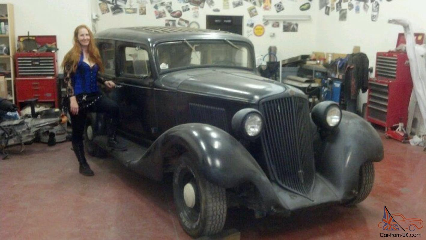 1933 graham six 58 4 door sedan for 1933 dodge 4 door