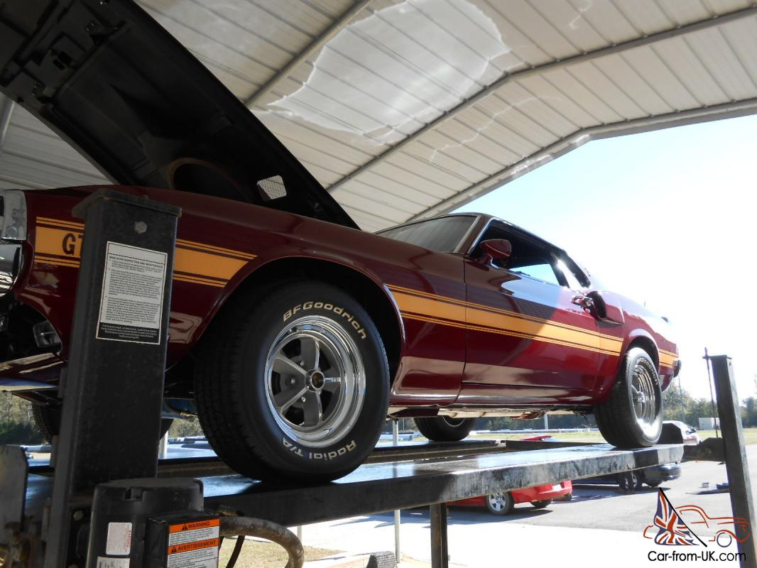 1969 Ford Mustang Shelby Gt350 Highly Documented Concourse Restored