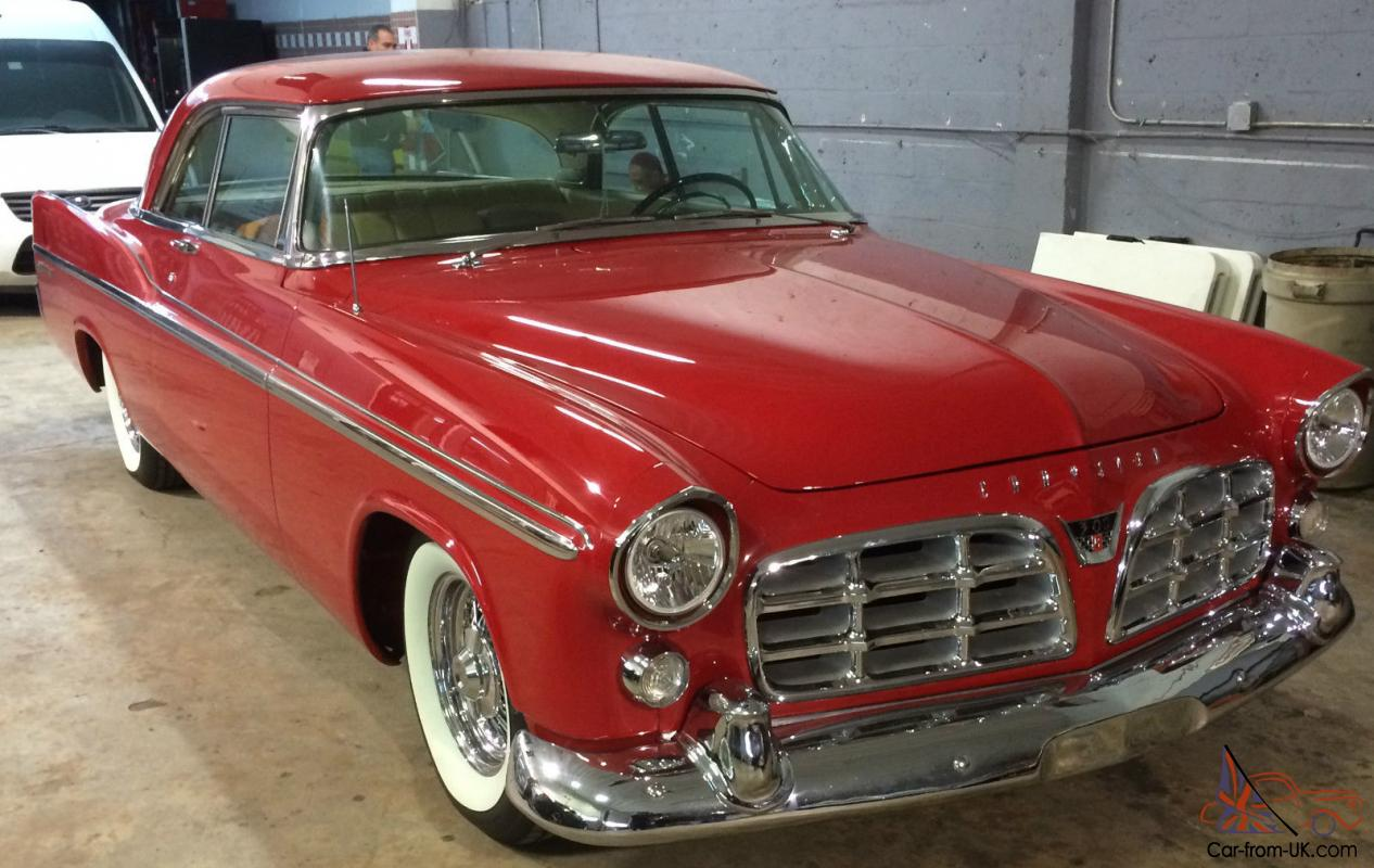 1956 chrysler 300b matching number - Chrysler 300 red interior for sale ...