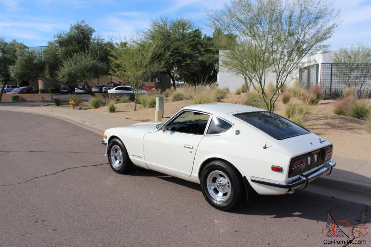 1972 datsun 240z numbers matching beautiful must see. Black Bedroom Furniture Sets. Home Design Ideas