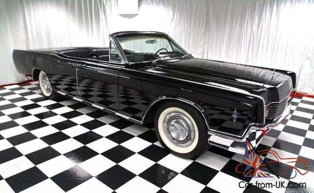 1966 lincoln continental convertible entourage car gorgeous must see. Black Bedroom Furniture Sets. Home Design Ideas