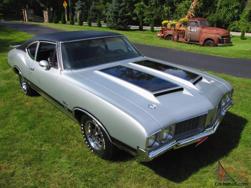 Purchase used 1970 oldsmobile cutlass w31 post coupe 1 of 116 built - 1970 Oldsmobile Cutlass W31 Post Coupe 1 Of 116 Built Thornton Restoration