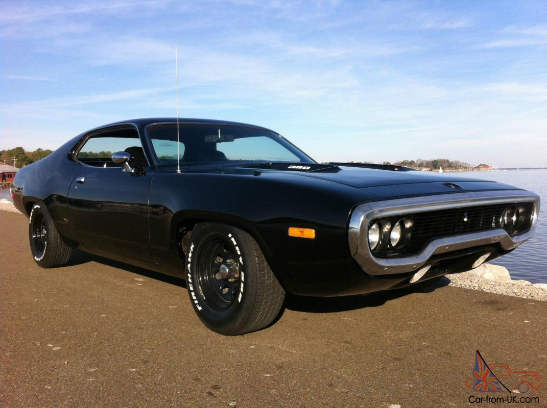 1972 plymouth road runner tribute recently restored nothing 1972 plymouth road runner tribute recently restored nothing needed mopar freerunsca Images