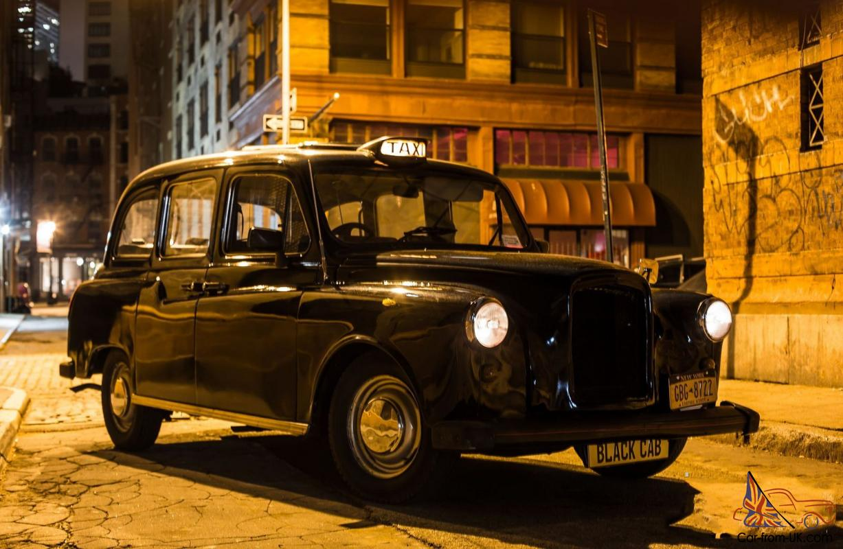1980 austin fx4 authentic london black taxi in usa. Black Bedroom Furniture Sets. Home Design Ideas