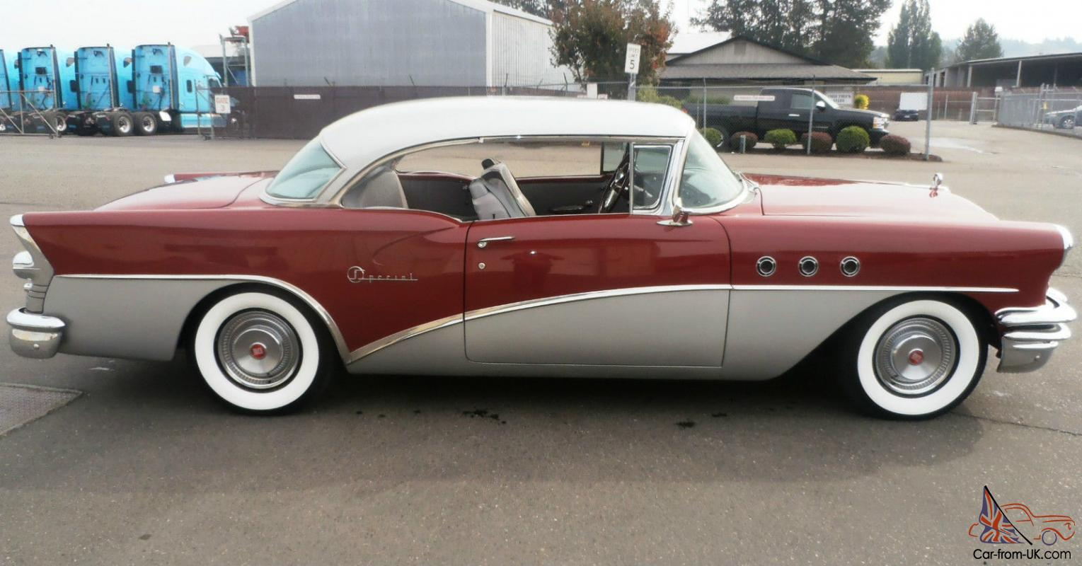 1955 buick 2 door hardtop restomod for 1955 buick special 4 door for sale