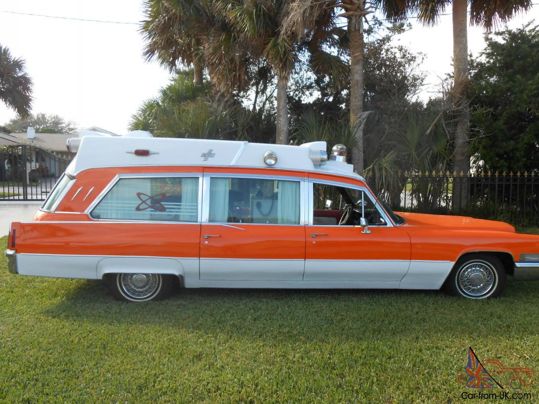 1970 Cadillac Limo For Sale