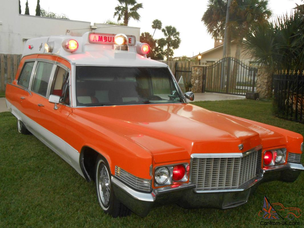 1970 cadillac ambulance for sale autos post. Black Bedroom Furniture Sets. Home Design Ideas