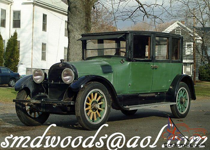 1922 cadillac type 61 original rust free a must see for Cox motors nashville tn