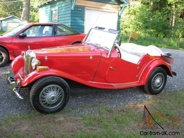 mg tf owners manual download
