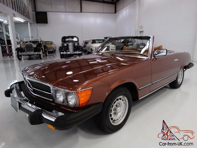 1979 mercedes benz 450sl roadster stunning low miles a c for 1979 mercedes benz 450sl for sale