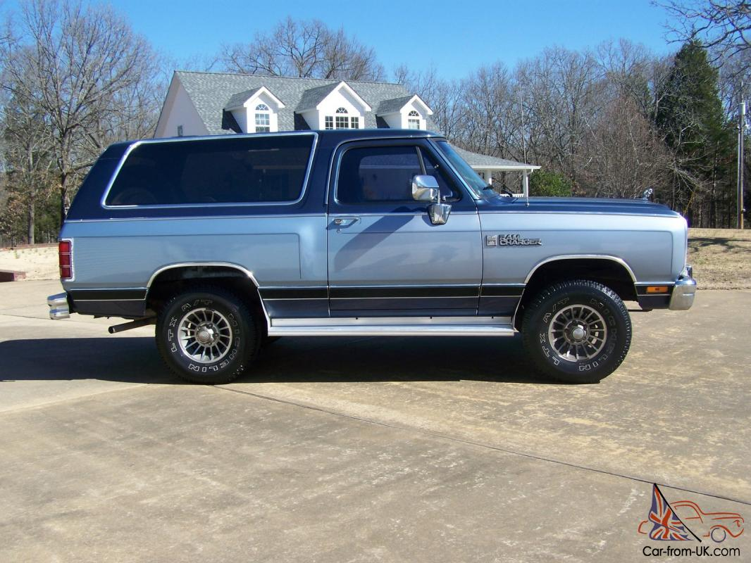 ramcharger original becdino for ride info sale photos modification dodge specs at