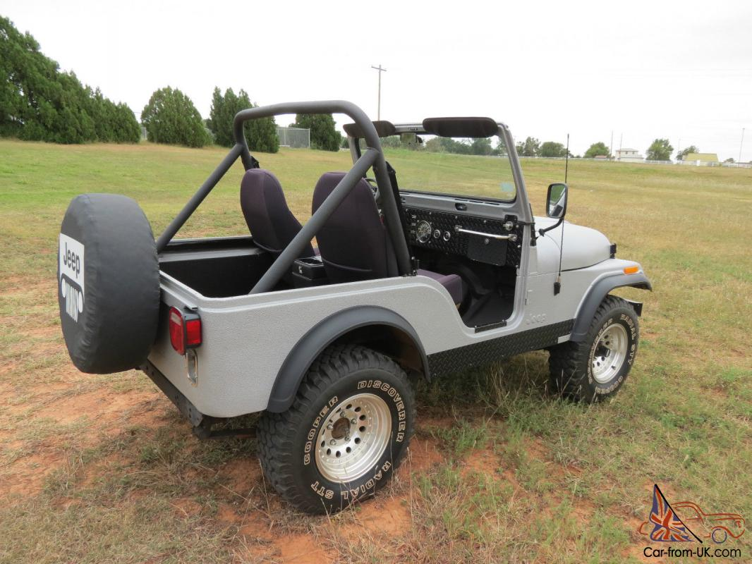 1982 cj5 for sale 85 restored no reserve line x paint many new parts. Black Bedroom Furniture Sets. Home Design Ideas