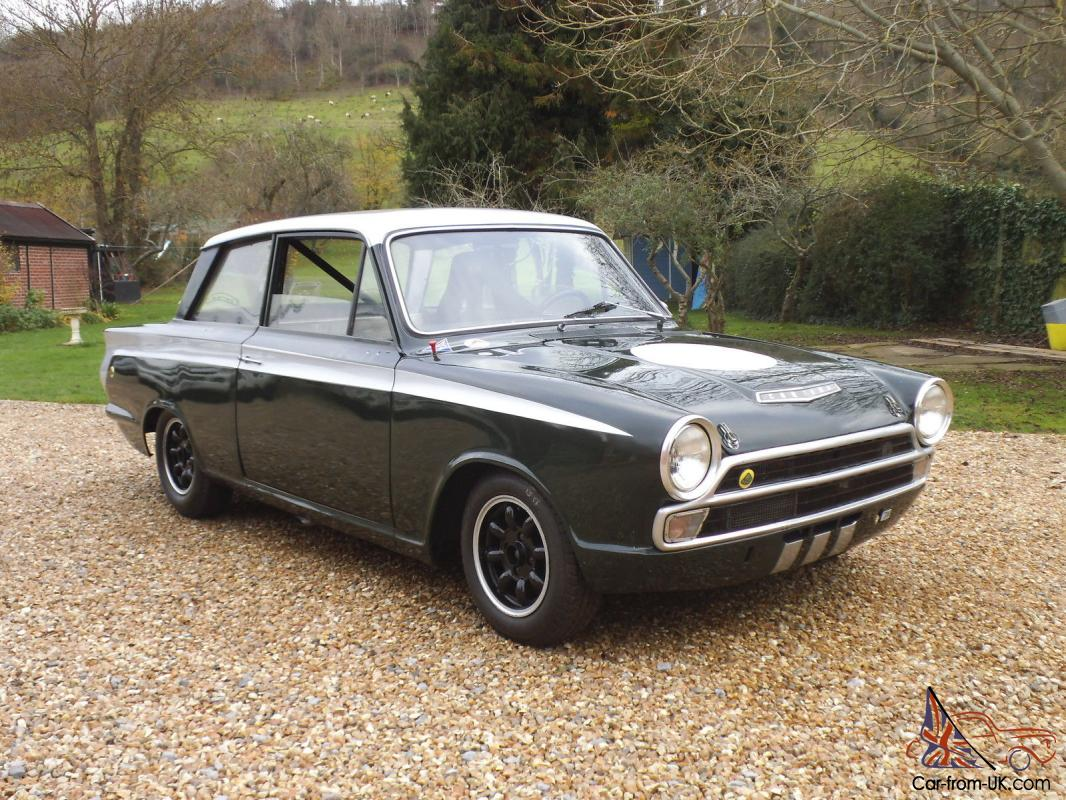 ford lotus cortina mk1 race car 1965 fia htp appendix k papers with bar code. Black Bedroom Furniture Sets. Home Design Ideas