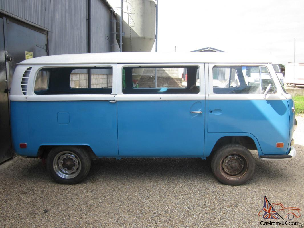 Vw T2 For Sale >> VW Bus 1970 LHD T2 type 2 Project Very Straight From Dry State L@@K INC VAT