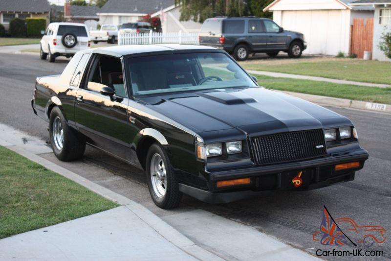 1986 buick grand national 500rwhp for sale. Cars Review. Best American Auto & Cars Review