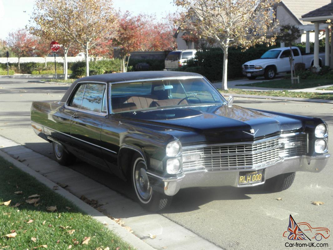 1966 cadillac coupe deville base hardtop 2 door 7 0l for sale. Cars Review. Best American Auto & Cars Review