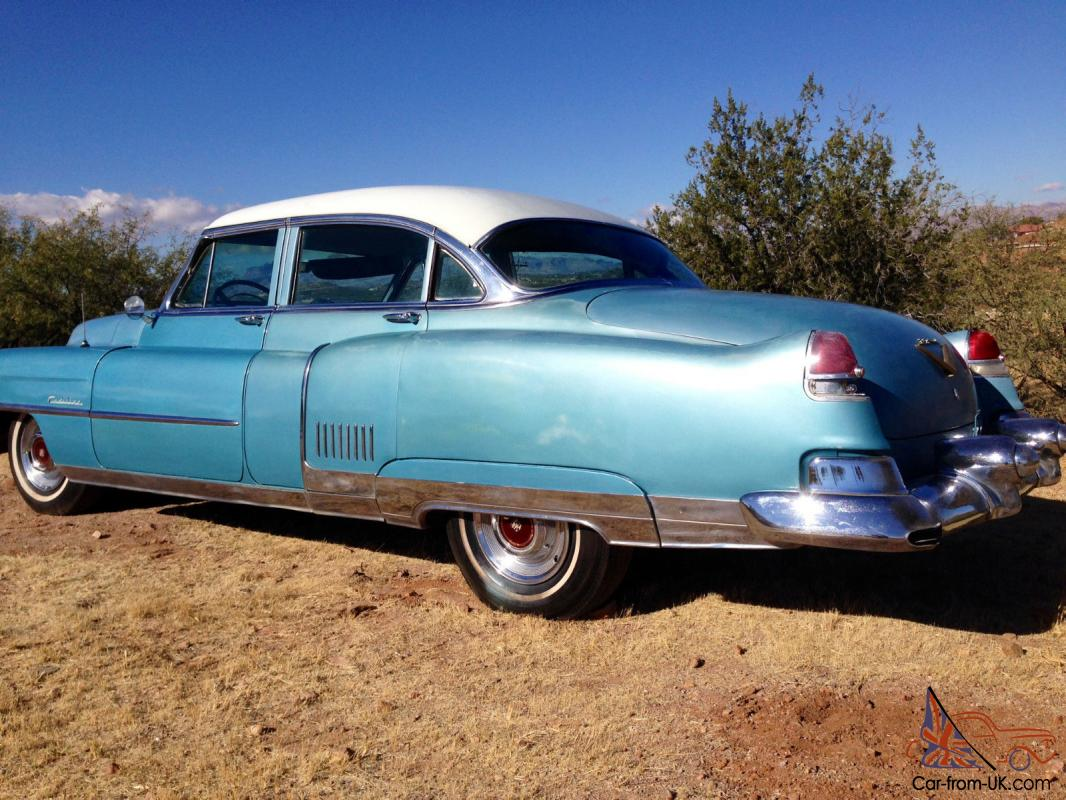1953 cadillac for 1953 cadillac 4 door sedan
