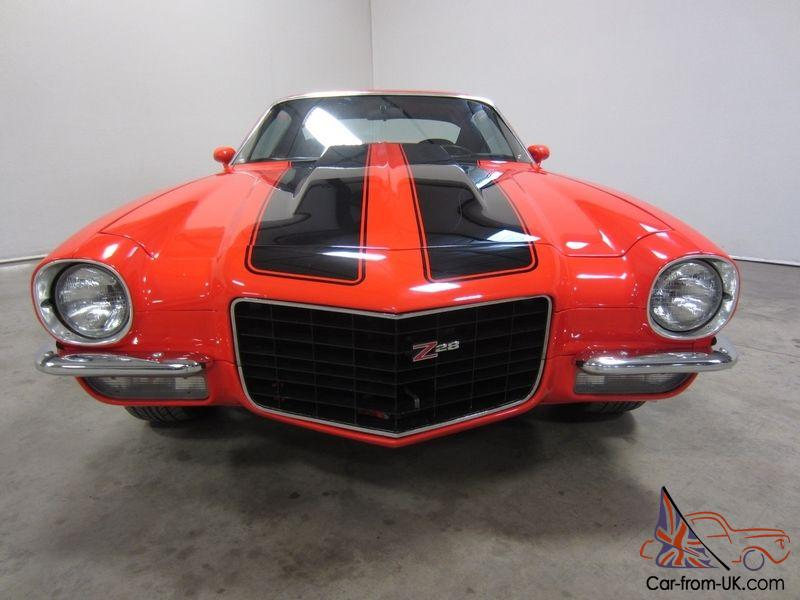 71 Hugger Orange Camaro For Sale Autos Post