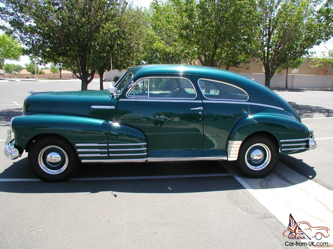 1948 Chevy Fleetline Restomod Ebay Autos Post