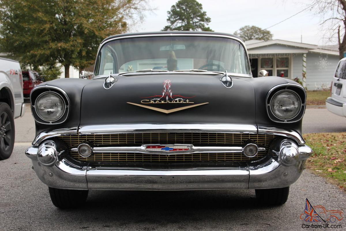 1957 chevrolet bel air 2 door hrd top for 1957 chevy belair 2 door